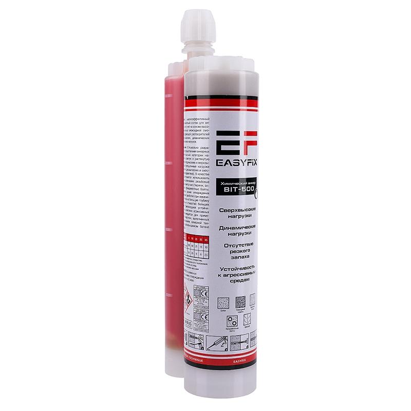 Химический анкер EASYFIX bit-500 585 мл - 1028