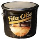 Масло Vita Olio с твердым воском для деревянных полов и мебели 2.5 л. - 1054
