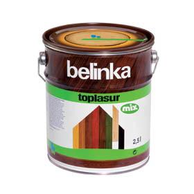 Belinka Toplasur MIX - 199