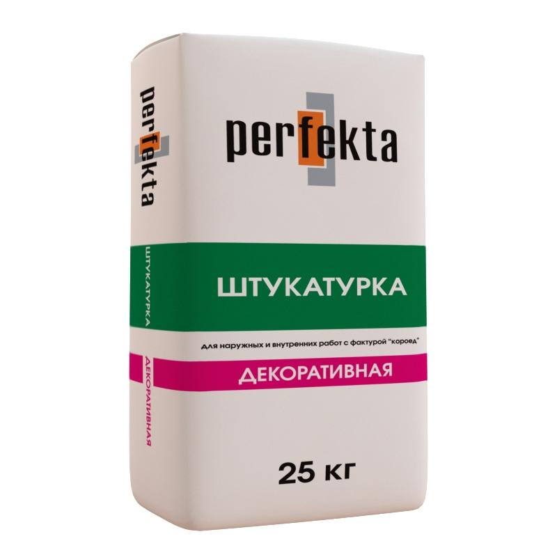 """Декоративная штукатурка Perfekta """"Короед"""" - 269"""