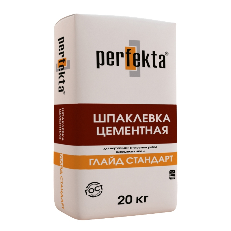 "Шпаклевка Perfekta ""Глайд стандарт"" - 271"