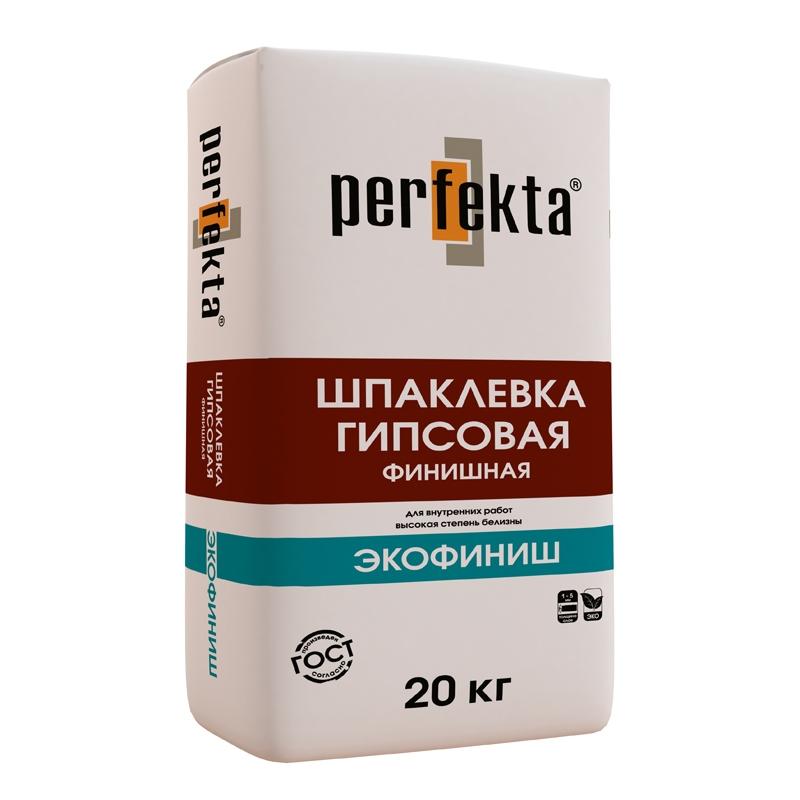 """Шпаклевка гипсовая Perfekta """"Экофиниш"""" - 273"""