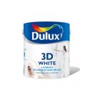 """Dulux 3D WHITE"" на основе мрамора, ослепительно белая - 327"