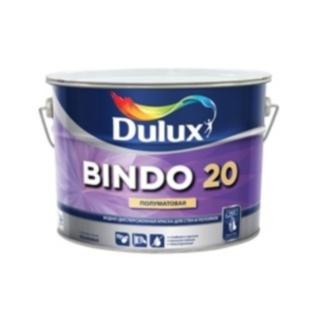 """Dulux Bindo 20"" краcка VIP, акр латексная, матовая - 329"