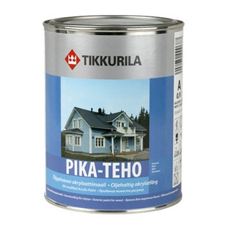 """Тиккурила Пика-Техо / Tikkurila Pika-Teho"" краска акрил латексн, масл, мат - 349"
