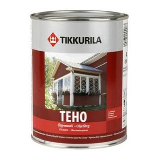 """Tikkurila Техо / Teho"" краска масляная, п гл - 350"