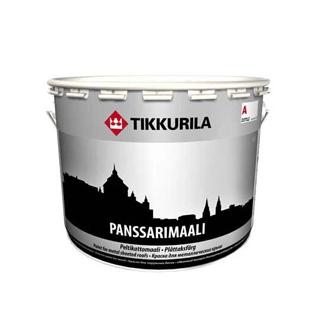 """""""Tikkurila Пансаримаали / Panssarimaali"""" краска по металлу и оцинковке - 351"""