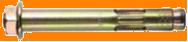 Анкерный болт с гайкой - 373