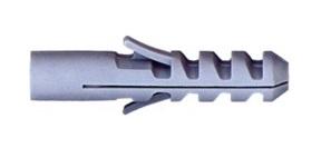 Дюбель распорный (два уса, серый) - 383