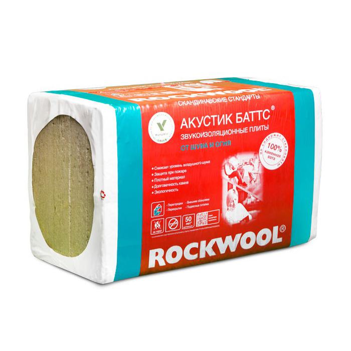 Rockwool Акустик Баттс - 448