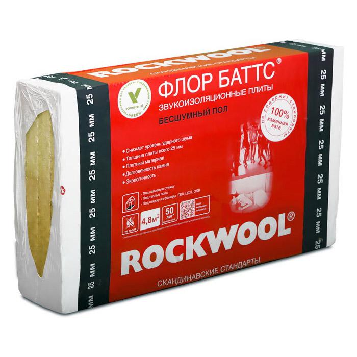 Rockwool Флор Баттс - 450