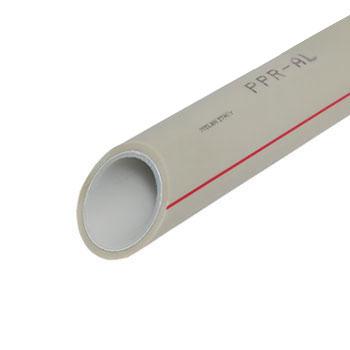Труба полипропиленовая PN25 20 х 3,4 мм (армированная алюминием) - 507