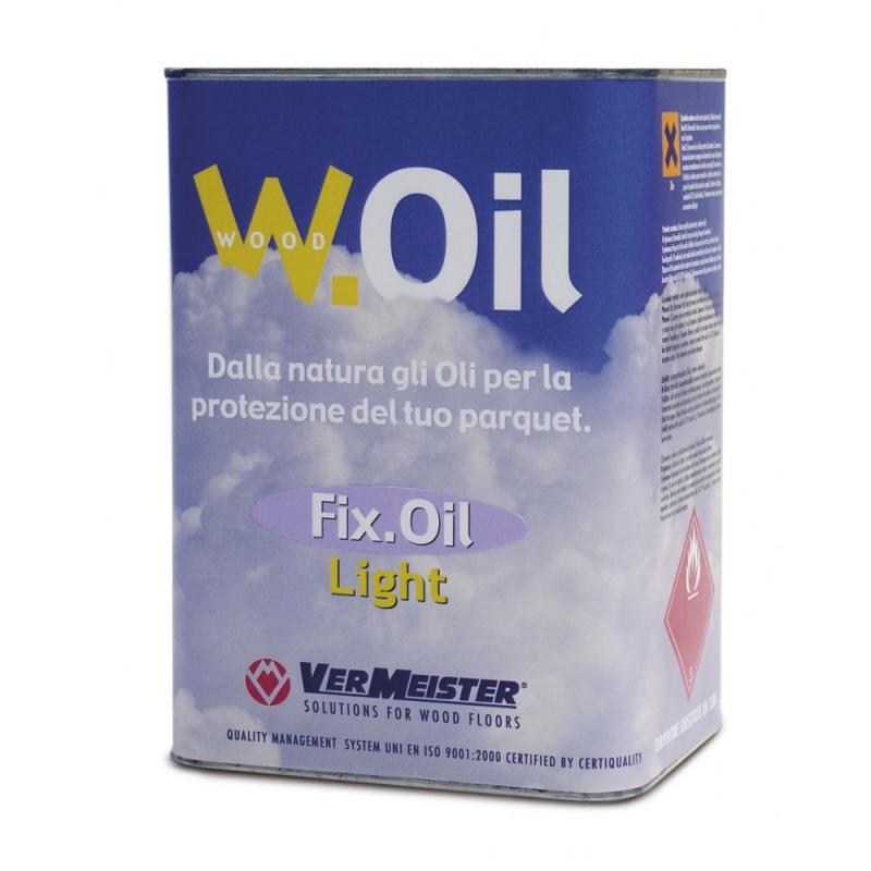 Высокопрочное фиксирующее масло VerMeister Fix Oil Light - 586