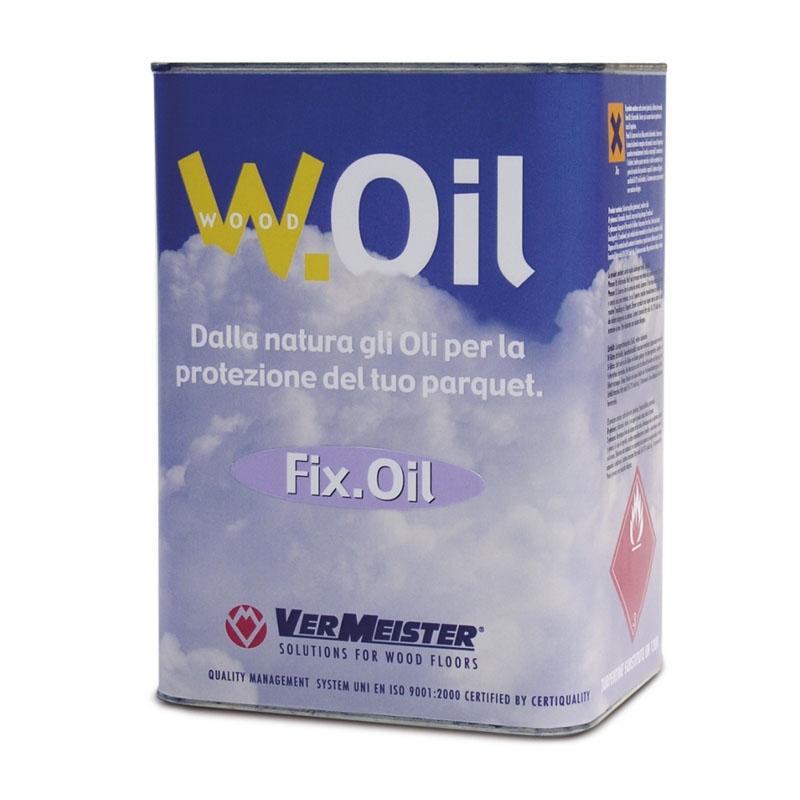 Высокопрочное фиксирующее масло VerMeister Fix Oil - 587