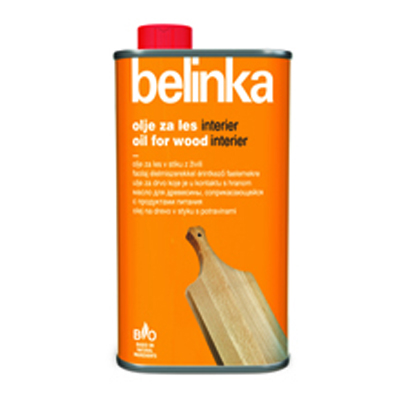 Belinka масло для древесины соприкосающейся с продуктами питания 0.5 л - 590