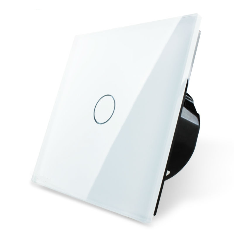 Выключатель сенсорный однолинейный с радиоуправлением - 591