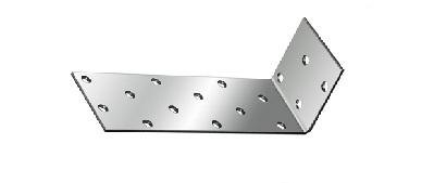 Крепежный анкерный уголок KUL - 749