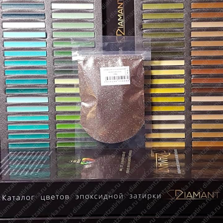 Металлизированная добавка Диамант 106 Золотой орех, 66 гр. - 999