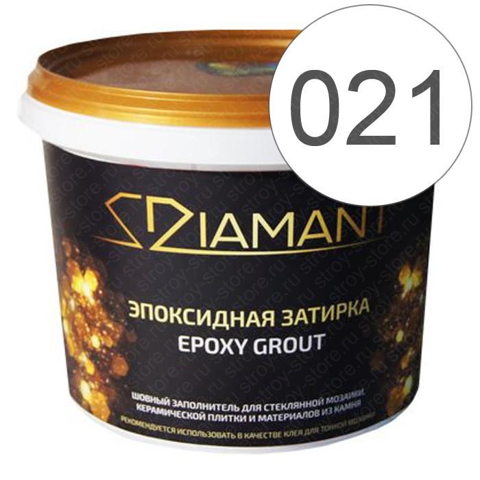 Эпоксидная затирка Диамант 021 Кремовый - 1019