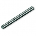 Шпилька резьбовая монтажная по DIN 975 оцинкованная сталь, класс прочности 4.8, M16 x 2000 - 1282
