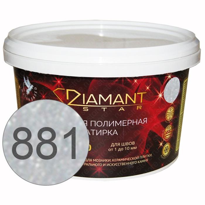 Полимерная затирка Diamant Star lvl.80, 881 млечный путь - 1430