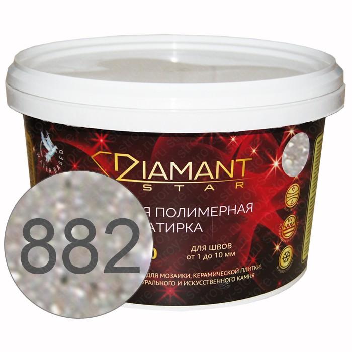 Полимерная затирка Diamant Star lvl.80, 882 мерцание звезды - 1431