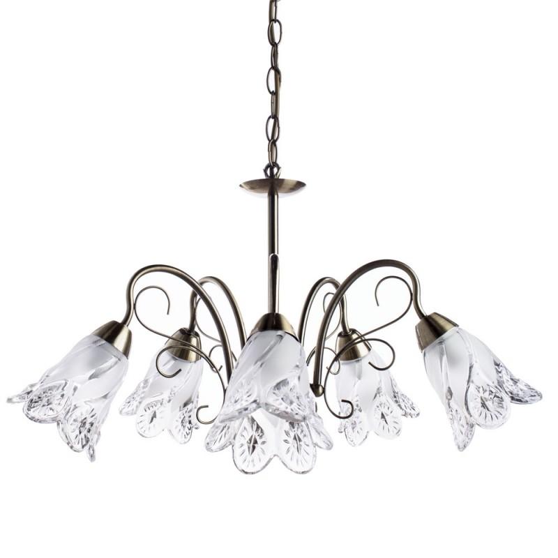 Люстра Arte Lamp FIORITA A6273LM-5AB