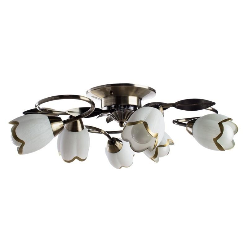 Люстра Arte Lamp PERCE A6061PL-6AB