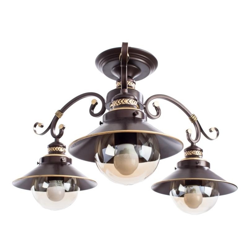 Люстра Arte Lamp GRAZIOSO A4577PL-3CK - 1699