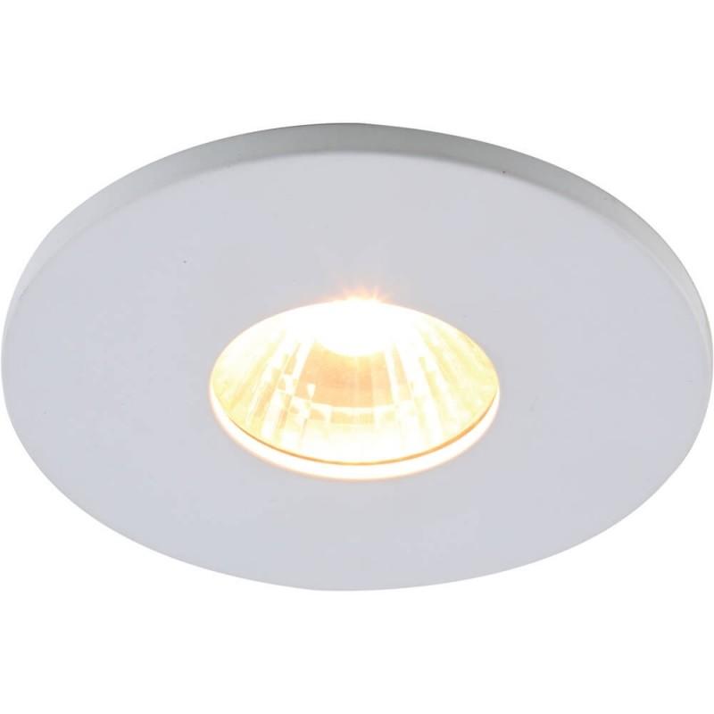 Встраиваемый светильник Divinare SIMPLEX 1855/03 PL-1