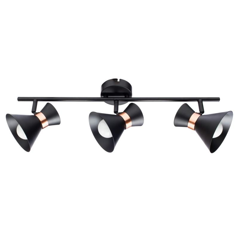 Спот Arte Lamp BALTIMORE A1406PL-3BK - 1800