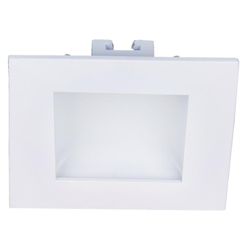 Встраиваемый светильник Arte Lamp RIFLESSIONE A7408PL-1WH - 1823