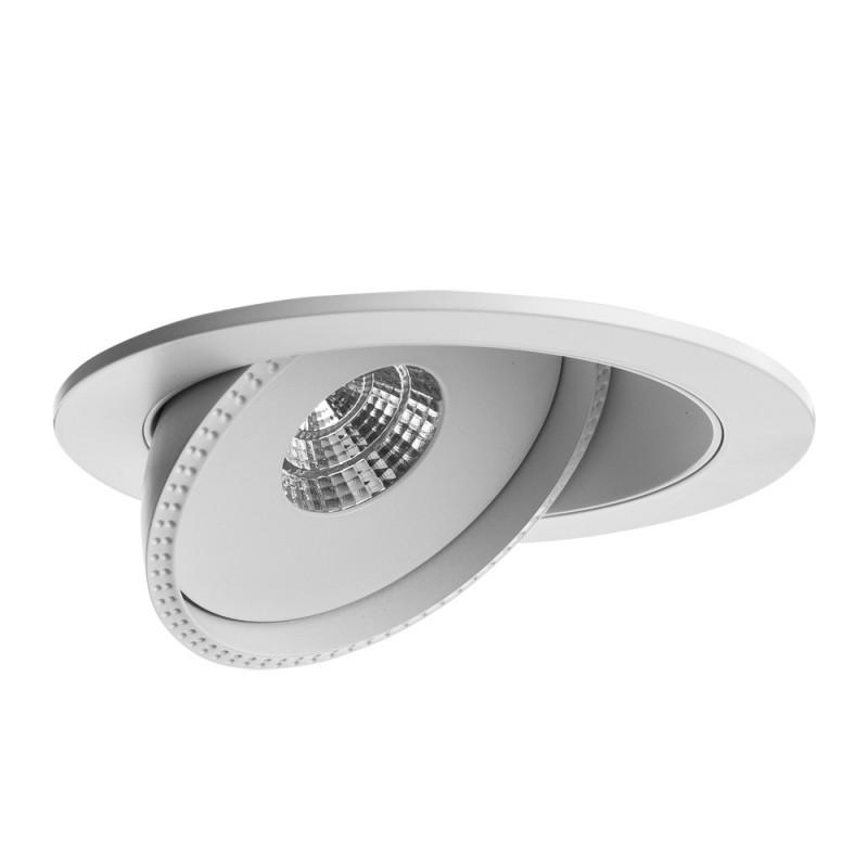 Встраиваемый светильник Arte Lamp STUDIO A3015PL-1WH - 1826