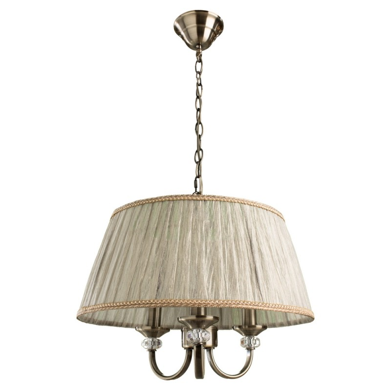 Люстра Arte Lamp SYLVIA A1180SP-3AB - 1830