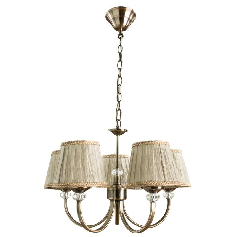 Люстра Arte Lamp SYLVIA A1180LM-5AB - 1831