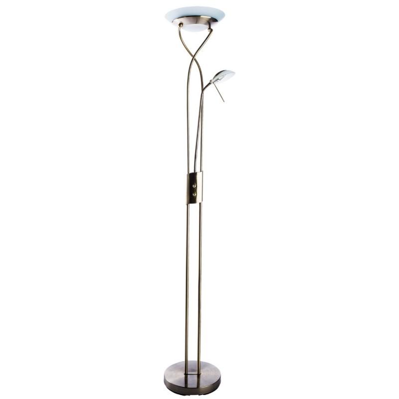 Торшер Arte Lamp DUETTO A4399PN-2AB - 1856