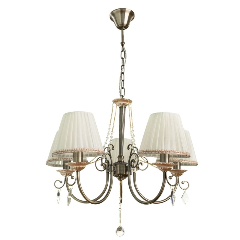 Люстра Arte Lamp VIVIDO A6021LM-5AB