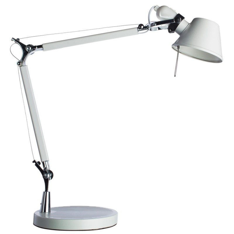 Настольная лампа Arte Lamp AIRONE A2098LT-1WH - 2005
