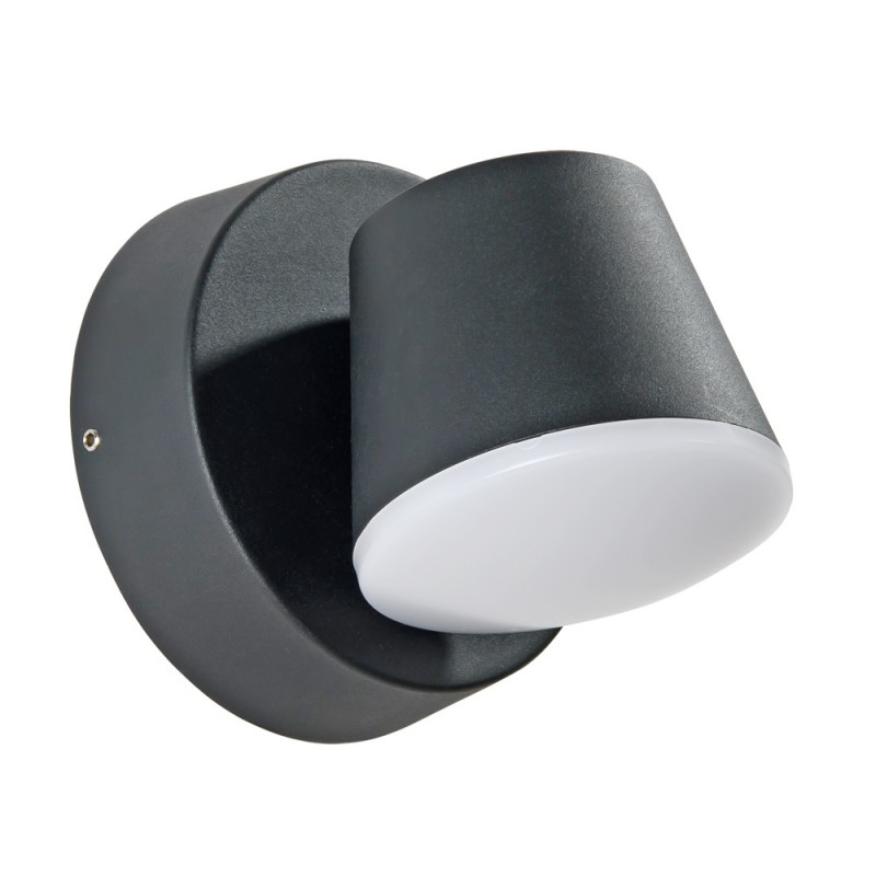 Уличный светильник Arte Lamp CHICO A2212AL-1BK - 2085