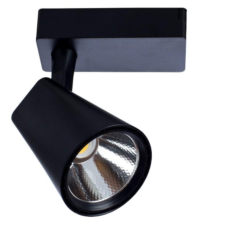 Трековый светильник Arte Lamp AMICO A1821PL-1BK - 2121