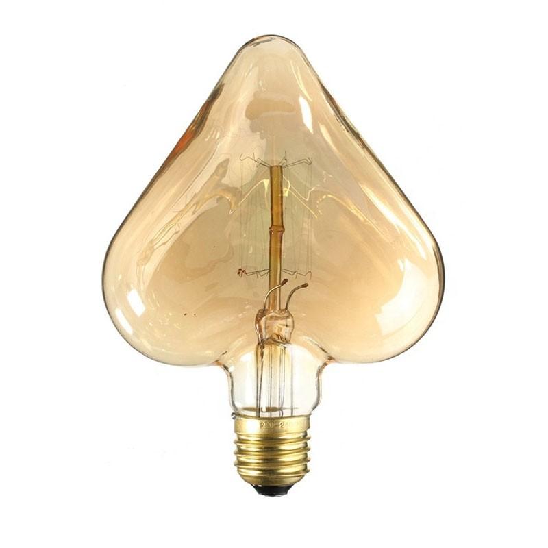 Лампочка, ретро, лампа Эдисона Loft It HEART 2740-H - 2129