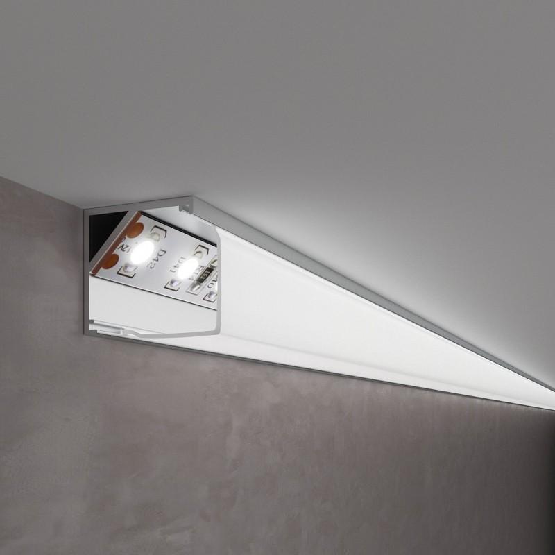Алюминиевый профиль Elektrostandard LL-2-ALP009 4690389130915 - 2146