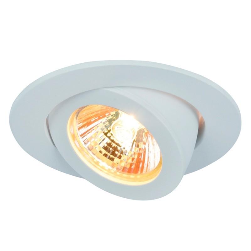 Встраиваемый светильник Arte Lamp ACCENTO A4009PL-1WH - 2161