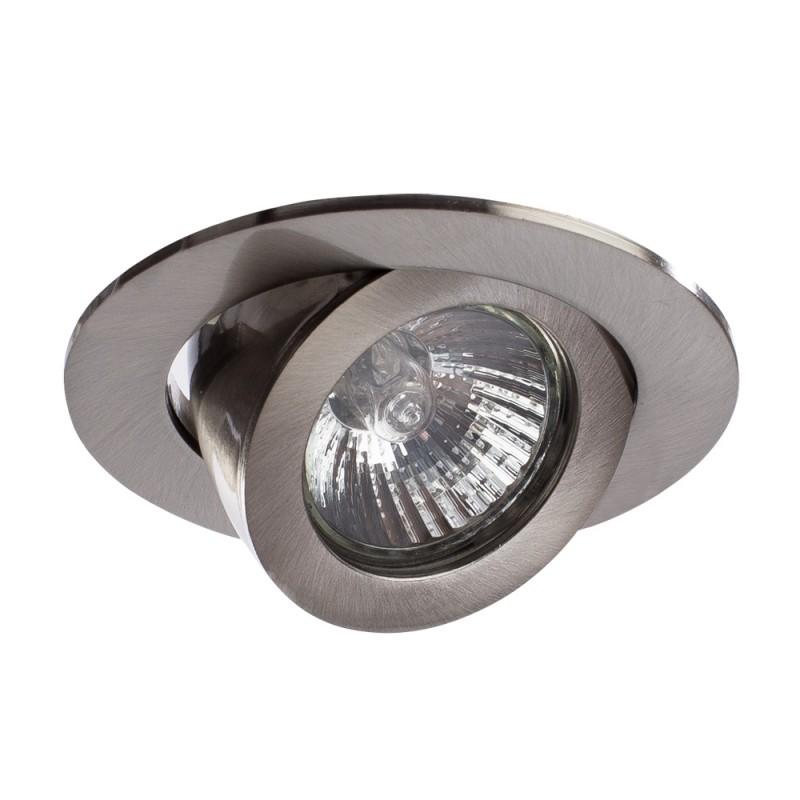 Встраиваемый светильник Arte Lamp ACCENTO A4009PL-1SS - 2162