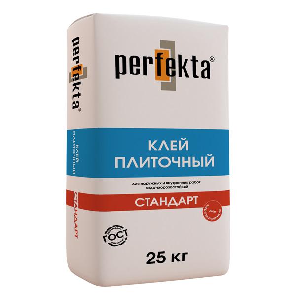 Плиточный клей Perfekta Стандарт - 301