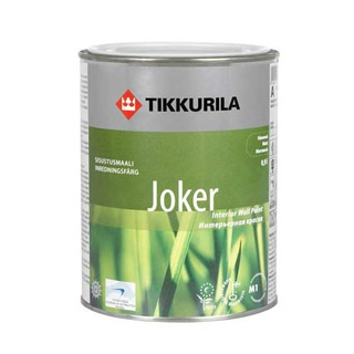"""""""Tikkurila Джокер / Joker"""" краска акрил латексная, матовая"""