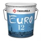 Tikkurila Euro 12 / Евро 12 краска латексная на основе акрилового сополимера - 337