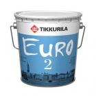 """""""Тиккурила Евро 2 / Tikkurila Euro 2"""" краска латексная на основе акрилового сополимера - 338"""