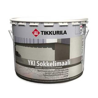 """""""Tikkurila Юки / Yki"""" краска для цоколей и фасадов"""