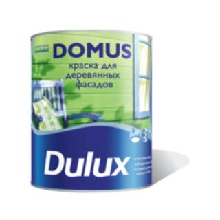 """""""Dulux Domus"""" краска для деревянных фасадов, масляная, глянц"""